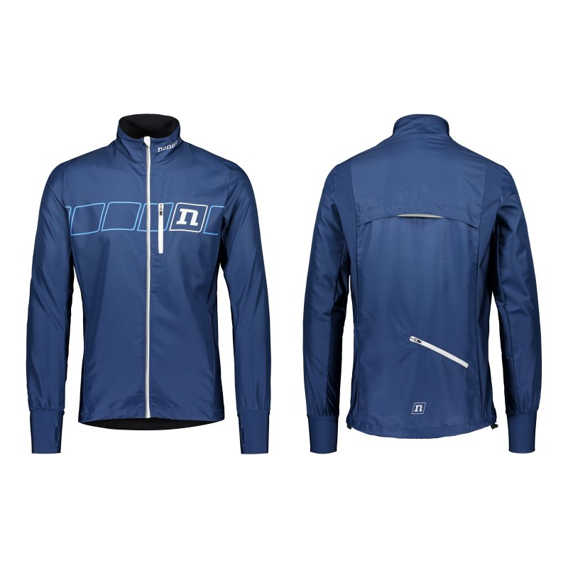 RUNNING JACKET PLUS UNISEX